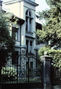 Eingangstor zum Tusculum