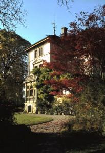 Herbstimmung im Garten