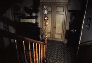 Treppenaufgang Sicht Esszimmertüre